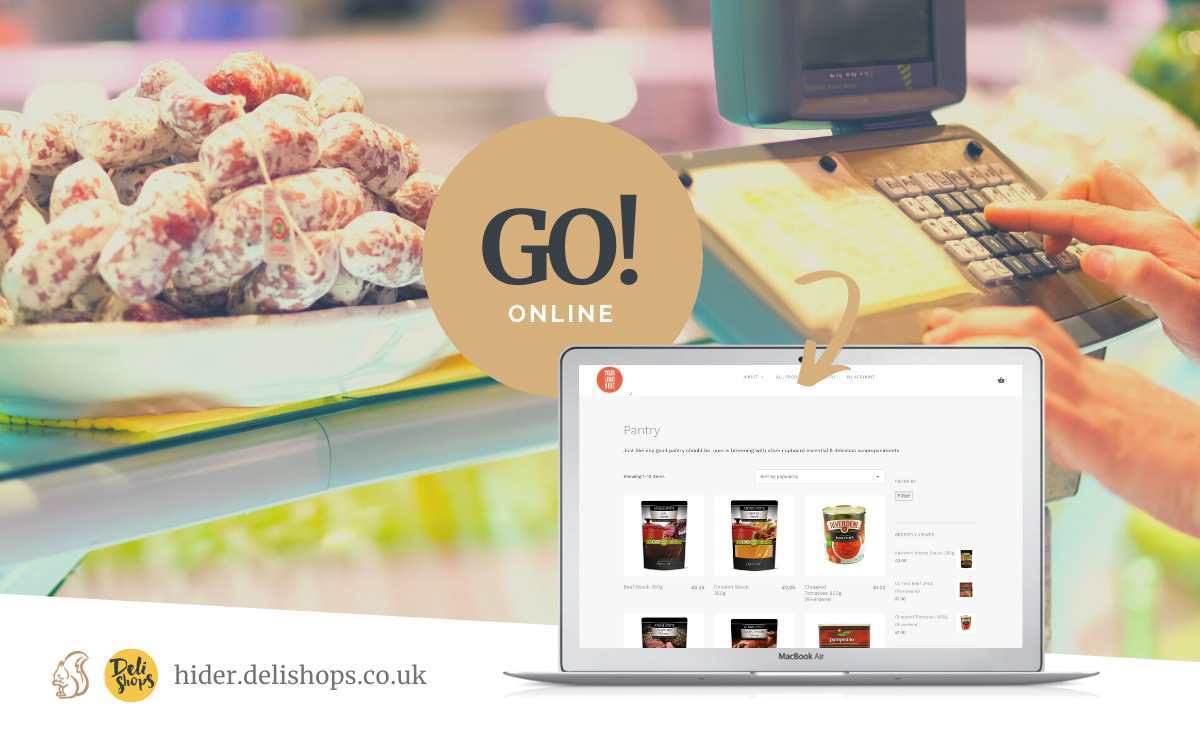 Free Website For Food Retailers
